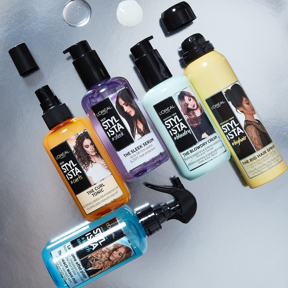 Style your hair your way with the Stylista range from @LOrealParisUK 💁♀️🙌 Whether you want a blowdry or beachwaves, they've got your hair needs covered 😍 Shop now: https://t.co/2HcSwW0uHe https://t.co/SKnW0pAGKB