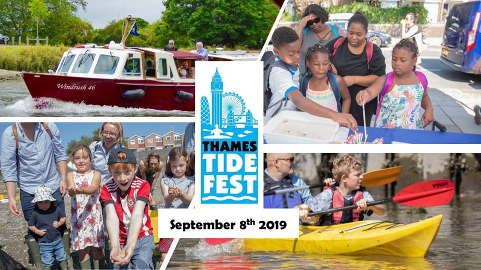 Get out your diaries - @ThamesTidefest is happening on 8th September! This amazing festival will include a range of river-based activities, such as watersports, guided walks, boat trips and riverside adventures 🤸💧  Get your tickets now: http://ow.ly/HM7S50uTtFw