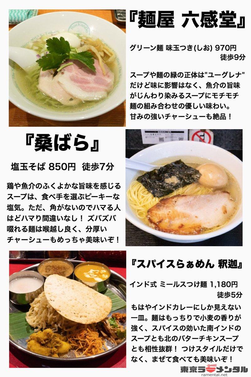 ヒビ機(東京ラーメンタル)さんの投稿画像