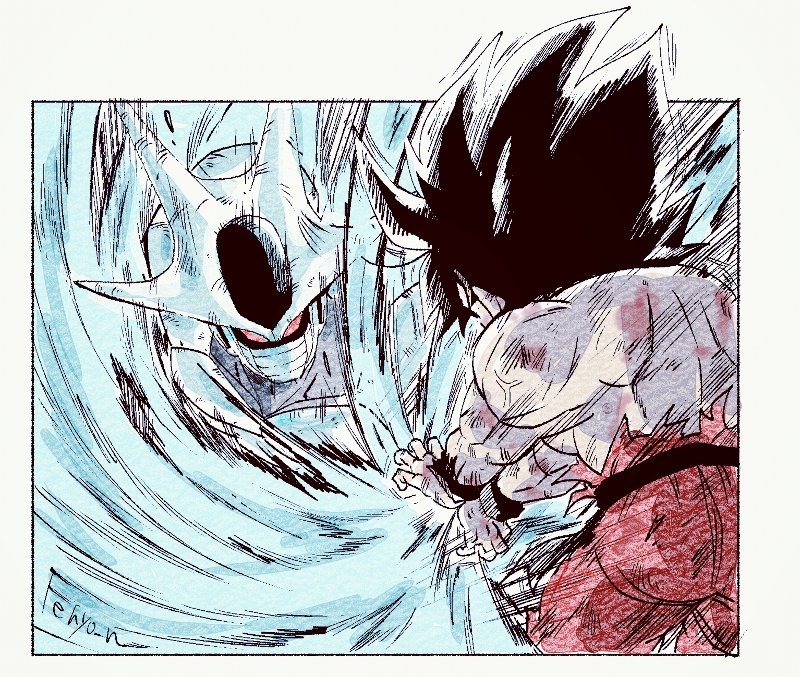 Images découvertes [Fanarts Dragon Ball] - Page 6 D_RTM2PU0AMwwhW?format=jpg&name=900x900
