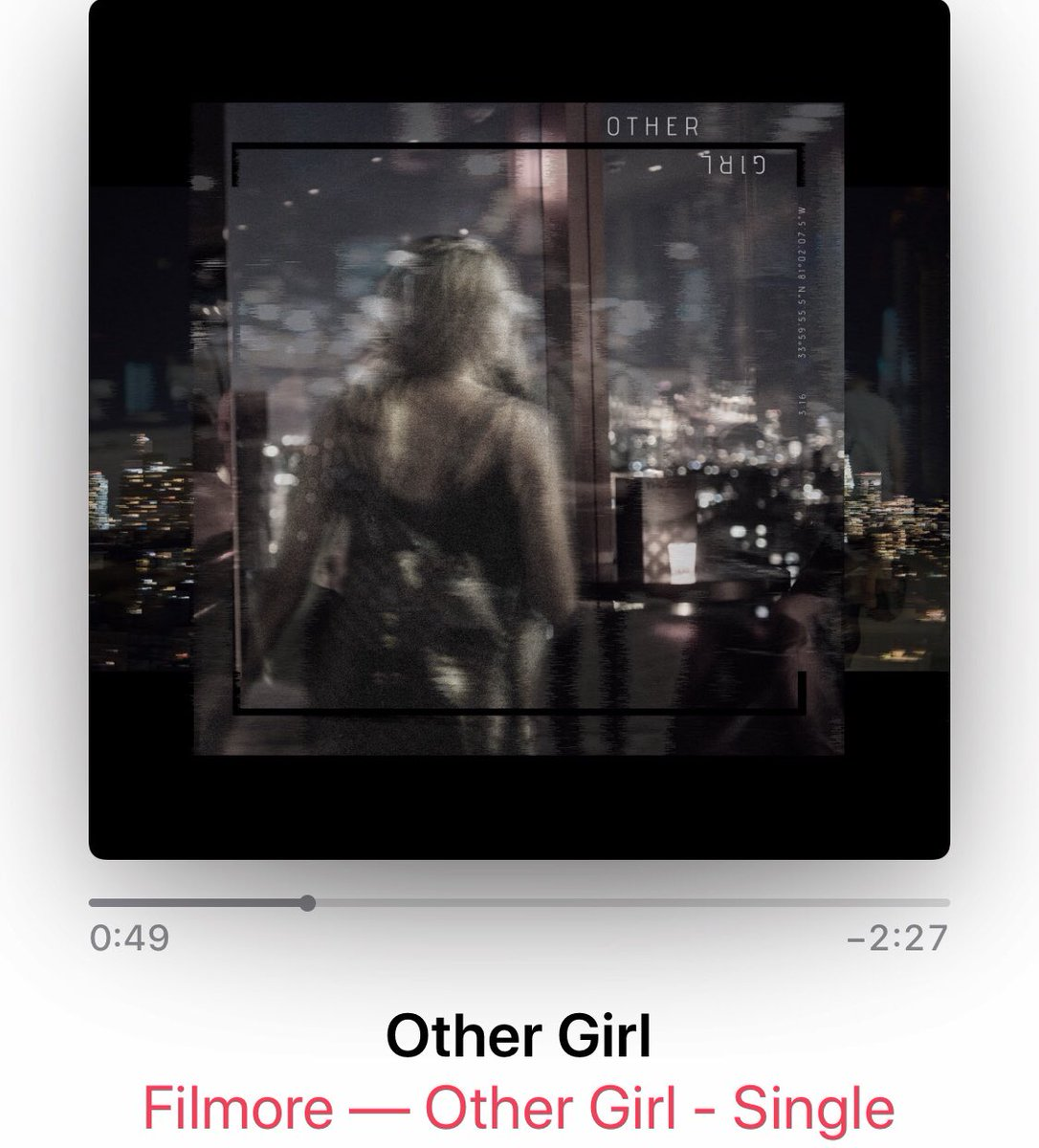 Lovin @filmoremusic new song Other Girl!!! Soooo good!! 🎶👊 #MyOneinSixBillion #OtherGirl #Filmore