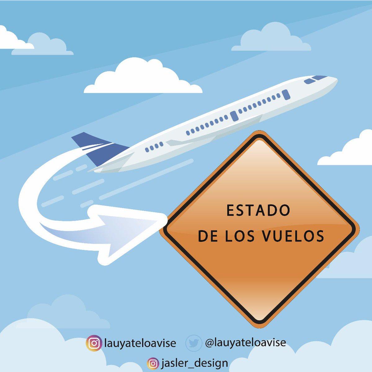 #Aeropuerto de #Ezeiza y #Aeroparque Jorge Newbery con demoras y cancelaciones #YaTeLoAvisé #PeriodistasDeTránsitopic.twitter.com/Pnstb4soJH