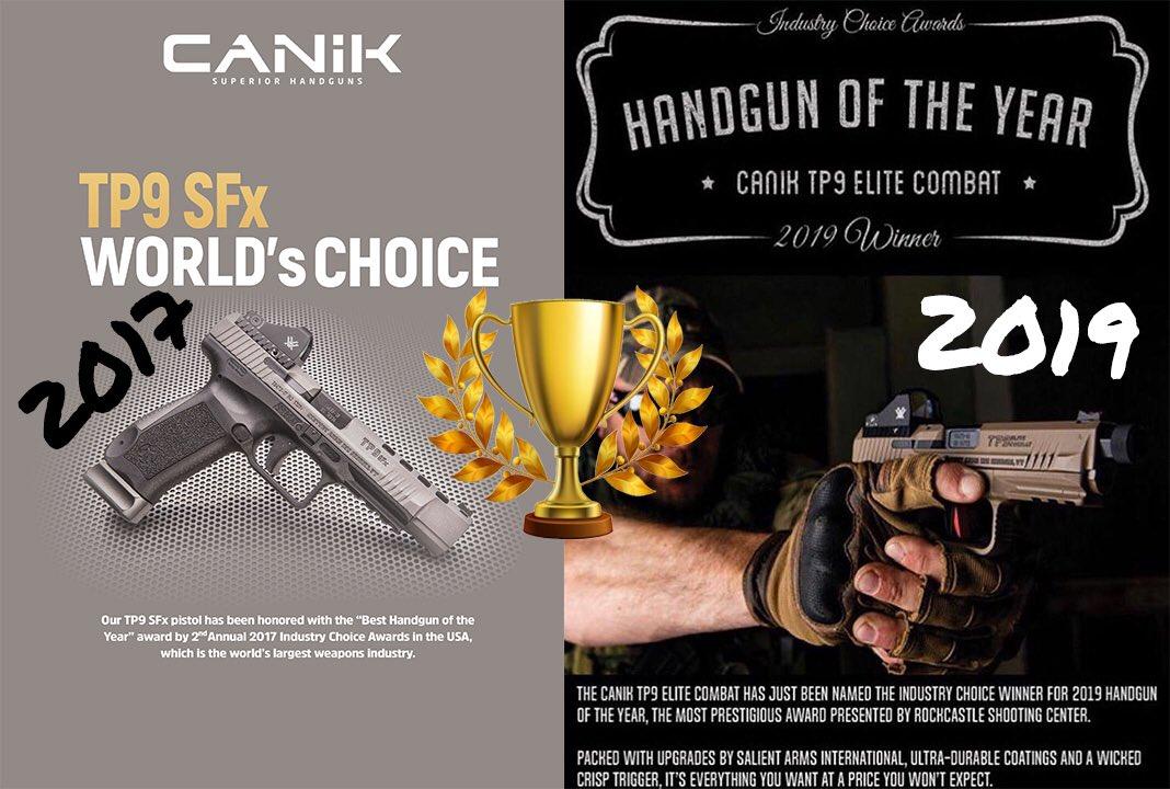 Canik Tp9sfx Upgrades