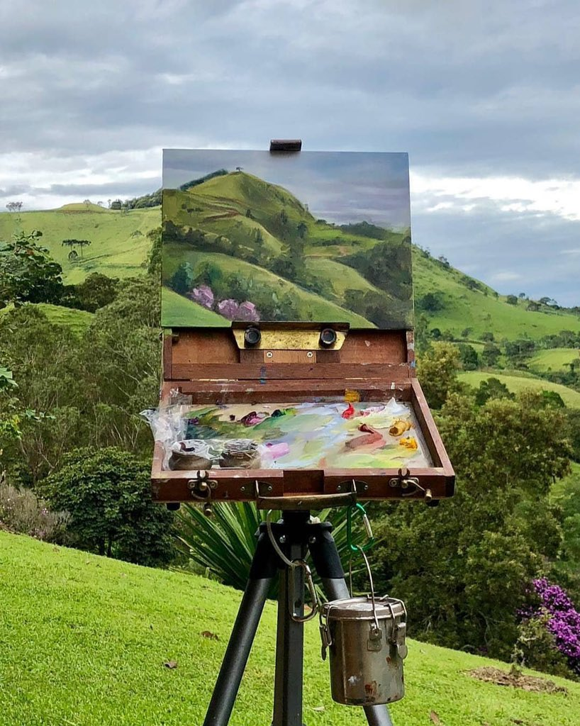 art with a view