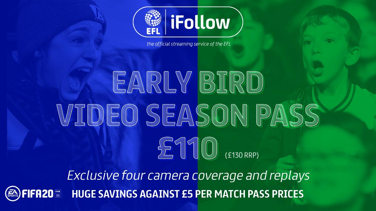 Calling all international fans! There will be improved four-camera coverage across every #SkyBetChampionship game on iFollow in 2019/20! Subscribe: po.st/InternationalE… #EFL | #iFollow