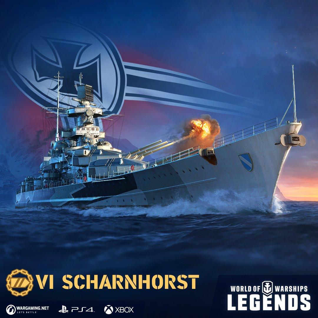 World of Warships: Legends on Twitter:
