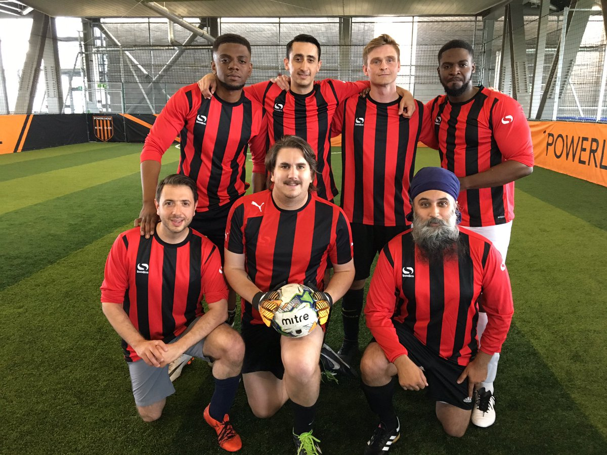 @CIPR_UK FC in the @ThePRCup