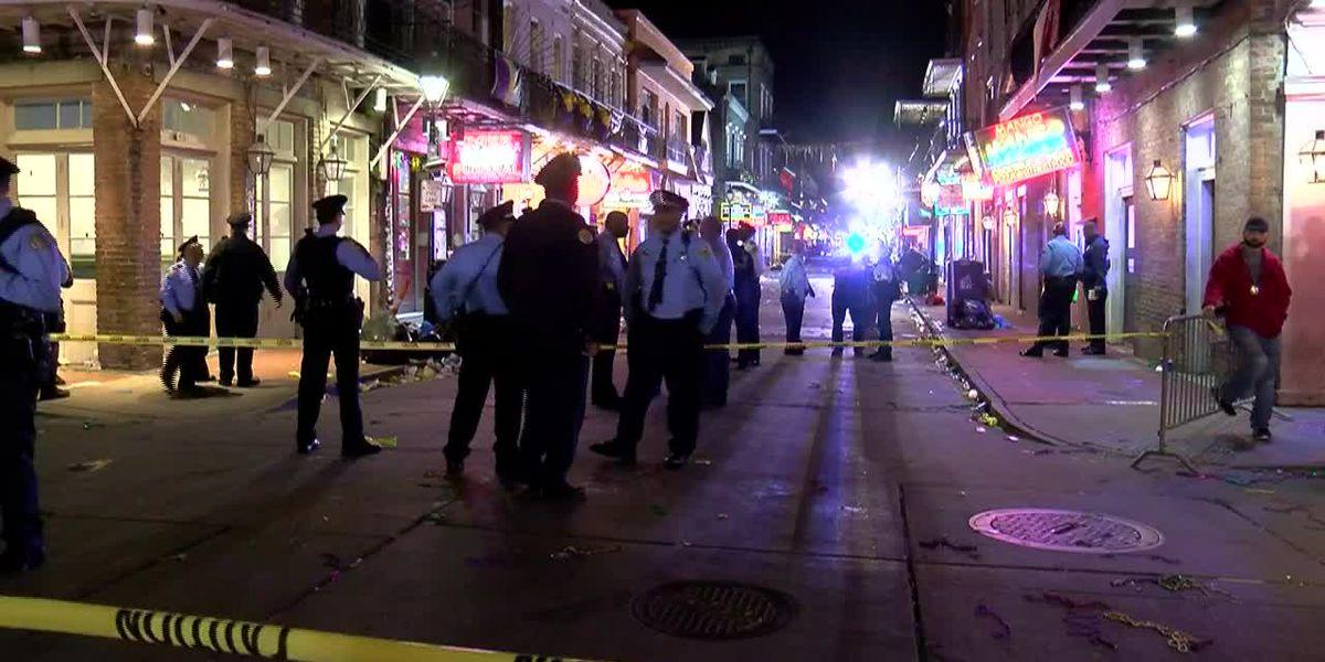 Family of Bourbon St. shooting victim suing wounded security guard