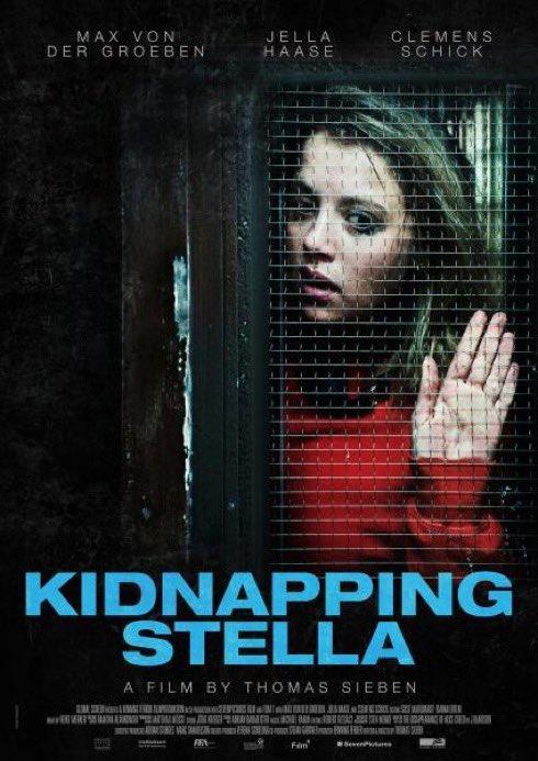 Hoy se estrena en Netflix el secuestro de Stella traducida para doblaje por nuestro socio @DiegoJParra