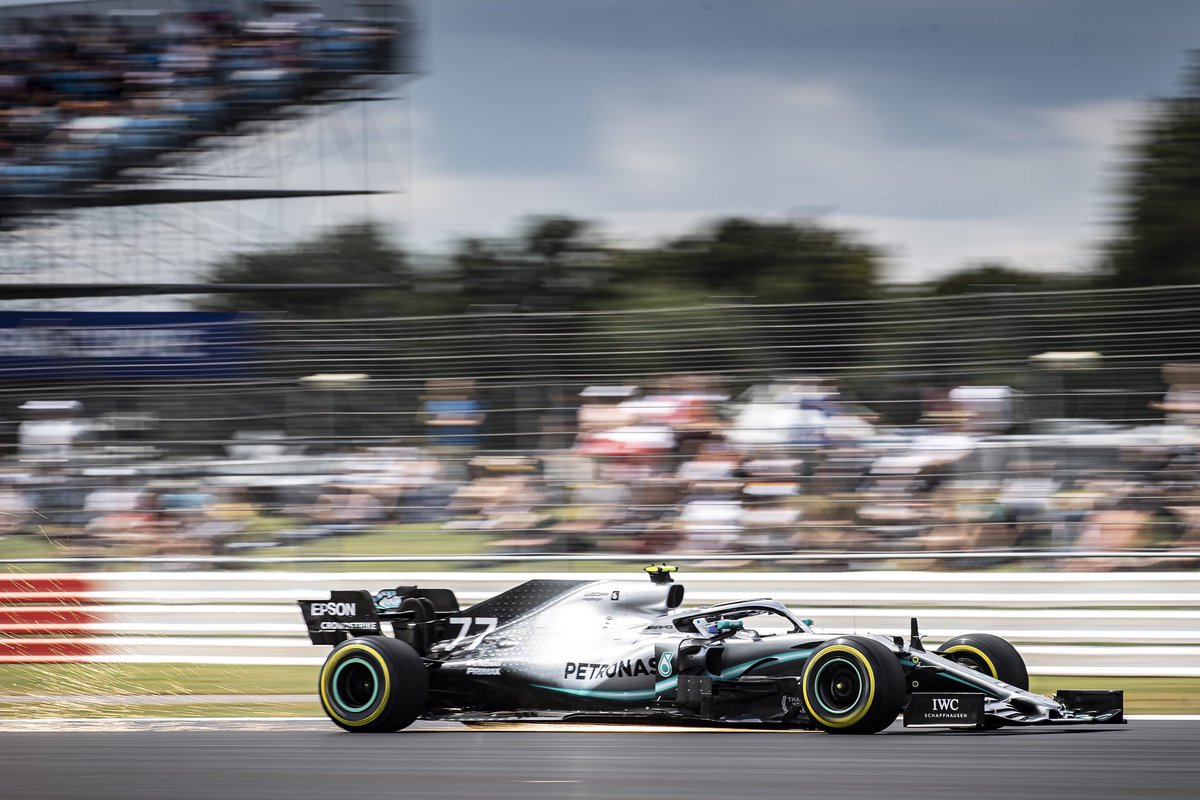 Valtteri and Lewis lead the way on Friday at Silverstone 👉 http://mb4.me/kdZGMkWD #BritishGP
