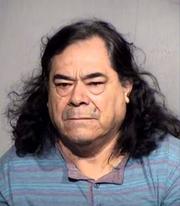 Arizona man crawled on Walmart floor to look up women's dresses