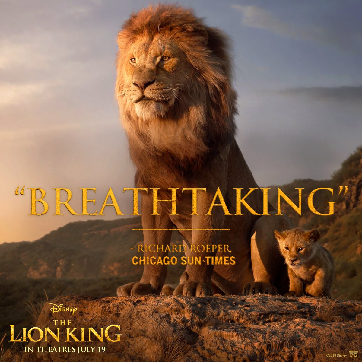The Lion King On Twitter Do You Have Your Tickets To