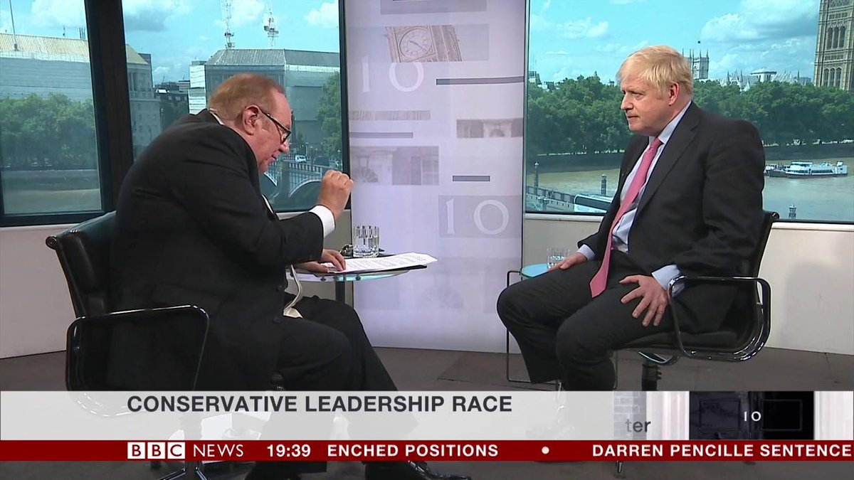 Why did you say she was teaching journalism in Iran? Andrew Neil asks Boris Johnson about Nazanin Zaghari-Ratcliffe Johnson says he made a mistake and the responsibility for incarcerating her lies with Iran bbc.in/32nZuRV #BBCOurNextPM