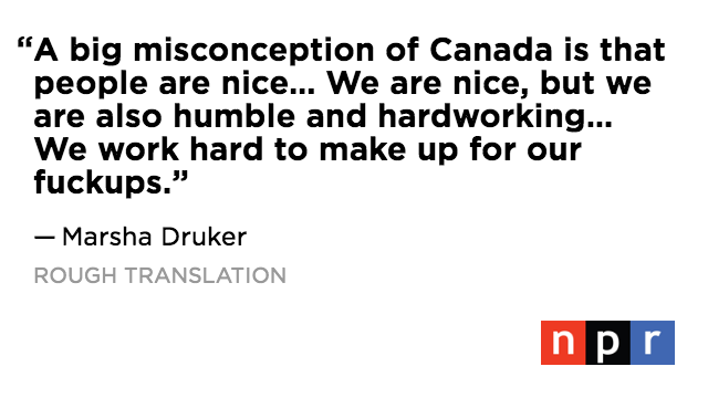 5/.@FuckupNightsTO founder @MarshaDruker told us that speakers usually focus on how they may have impacted the people around them.