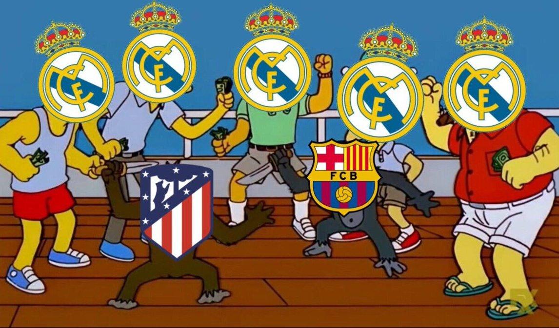 Los madridistas ante la situación del Barça y Atlético de Madrid por Griezmann:
