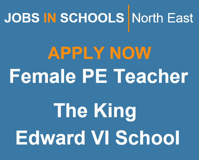 .@KEVIMorpeth are looking for a enthusiastic and well qualified Female PE Teacher to teach across Key Stages 3-5 covering a Maternity Leave position http://ow.ly/DkJ830p5OK5