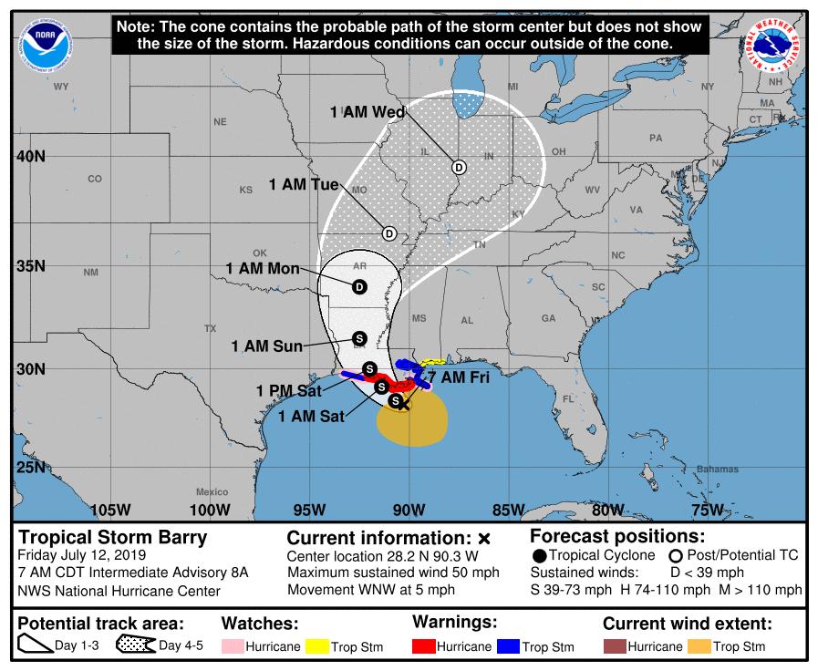 @AlabamaEMA's photo on #TropicalStormBarry