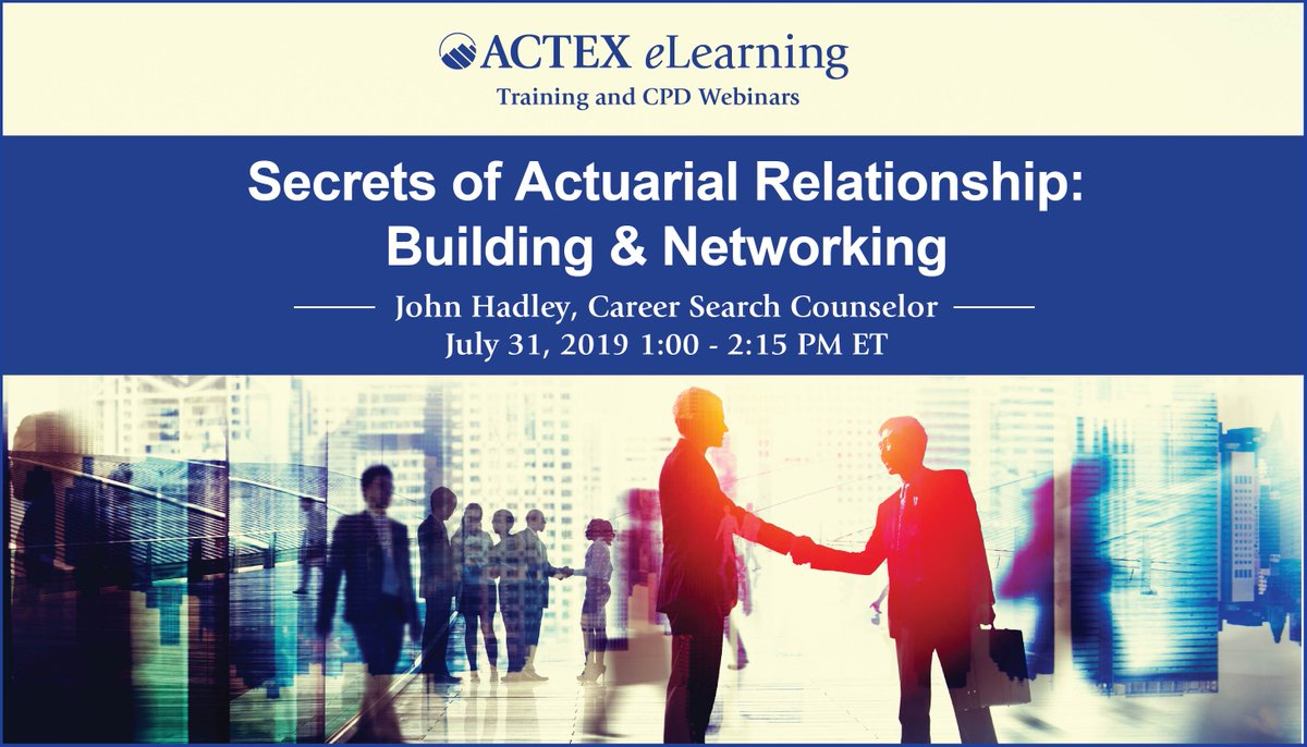ACTEX Learning (@ACTEXPubs) | Twitter