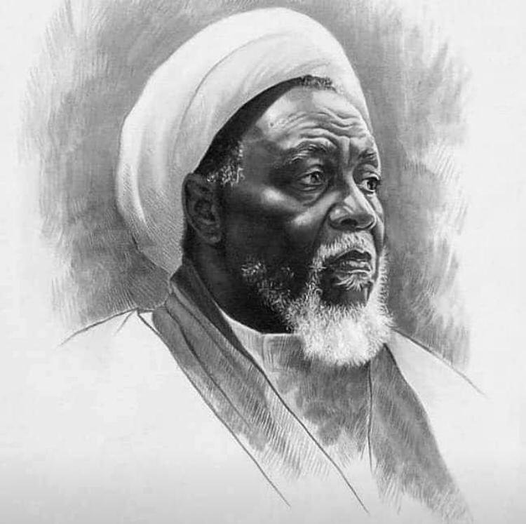 His elder sister was burnt to death, His wife's body was riddled with bullets, His fatal injured & bleeding body was dragged over the corpses of his 3 sons, He lost his left eye,  Free zakzaky for treatment #FreeZakzakyForTreatment #StandForAyatollahZakZaky