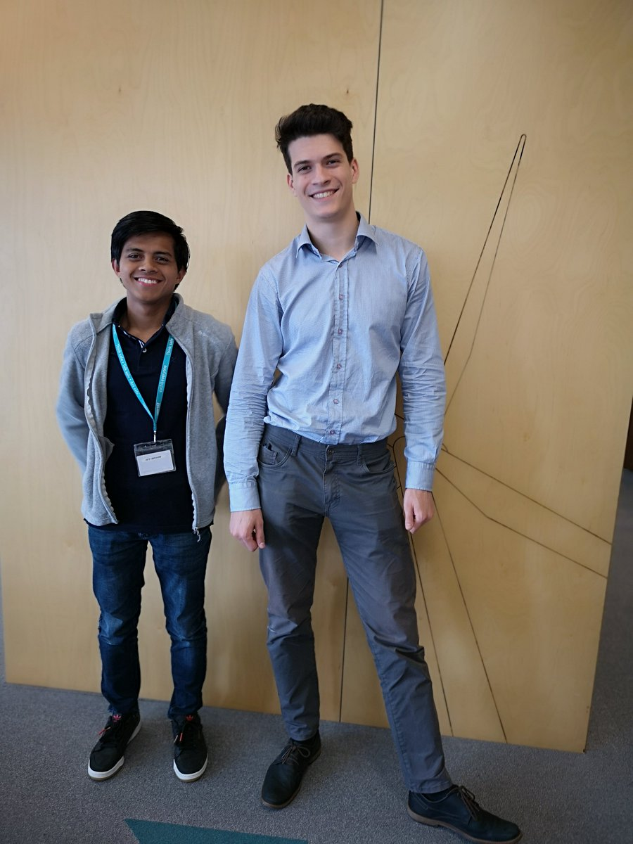 Today we say goodbye to our latest #interns. Afif Ibrahim & David Sziksza are studying #mechanical #engineering @uniofedinburgh. They've just completed their 6 month industrial placement with us and we're wishing them all the best in their future careers #skills #STEM