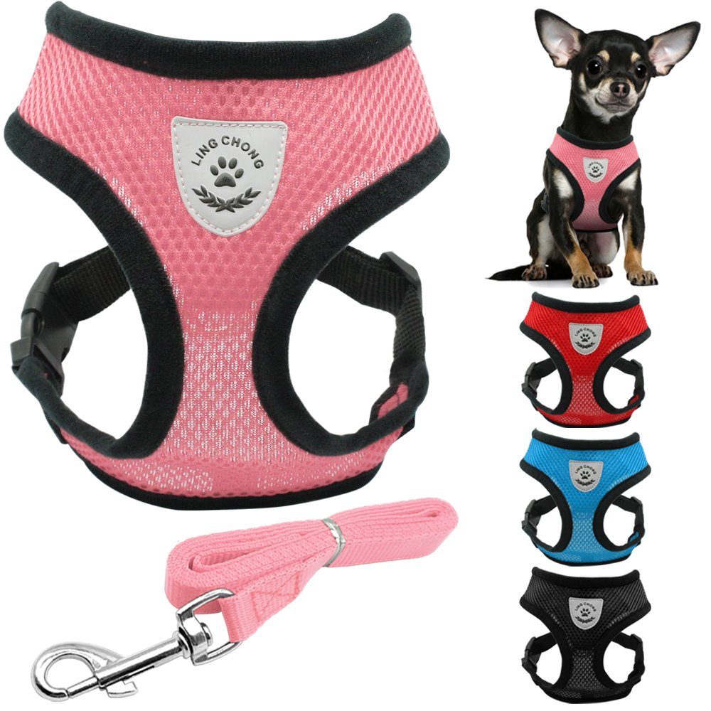 #petsupplies Soft Breathable Nylon Dog Harness and Leash Set <br>http://pic.twitter.com/ziaYISOzqJ