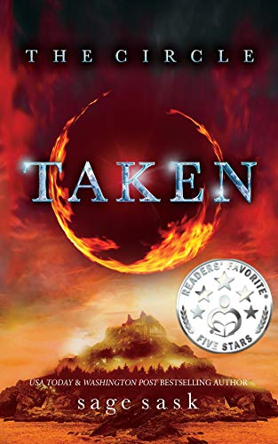 Can One Decision Determine Your Destiny? Exhilarating new Readers' Favorite 5 star 2019 YA series from USA Today, Washington Post & Amazon Charts Bestselling author THE CIRCLE: TAKEN #YABestSeller @sagesask https://booksgosocial.com/arof
