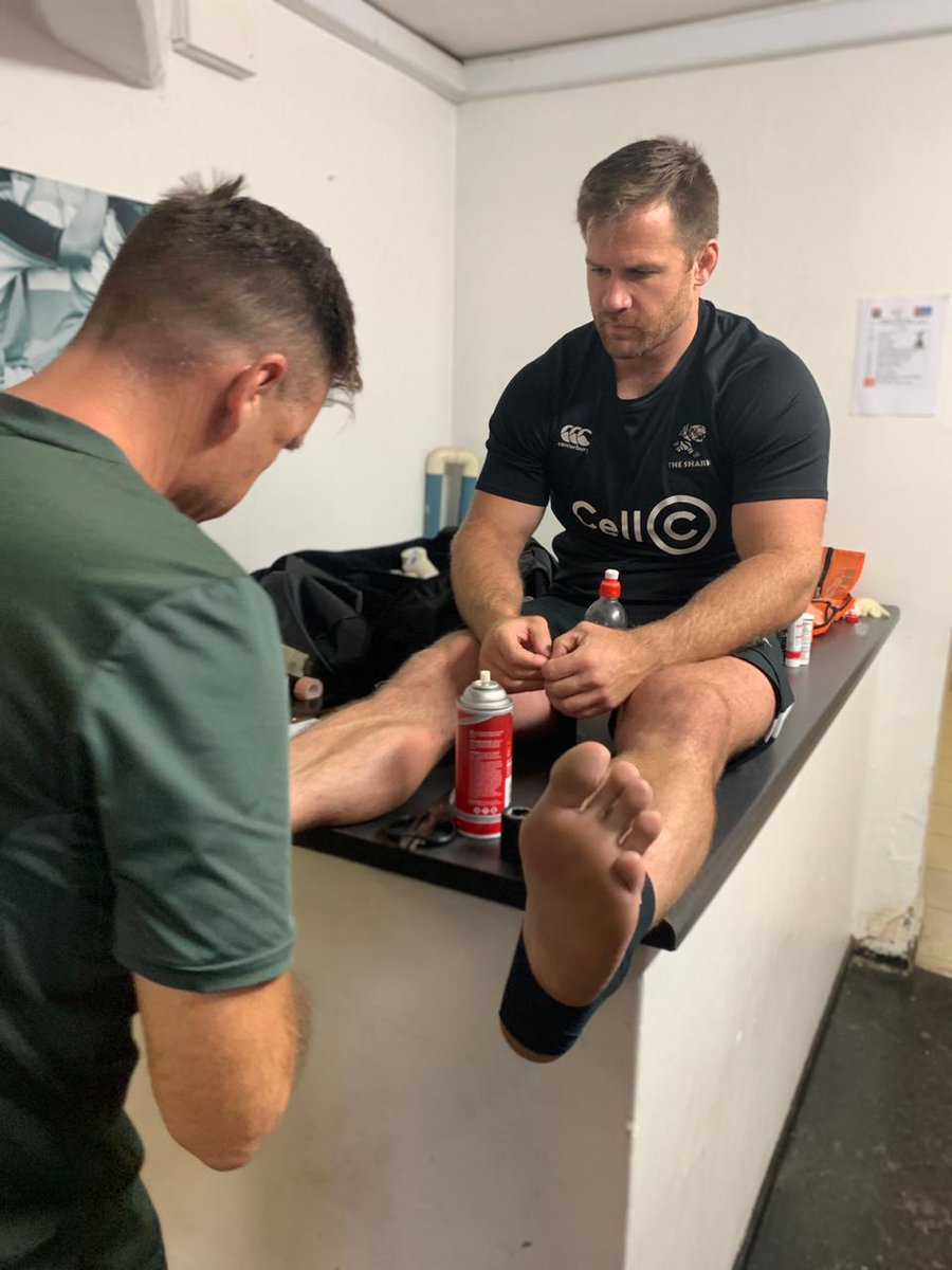 Currie Cup: getting prepped ahead of tonight's opening ...
