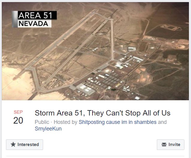 These Area 51 pics are killing me  😂😂😂