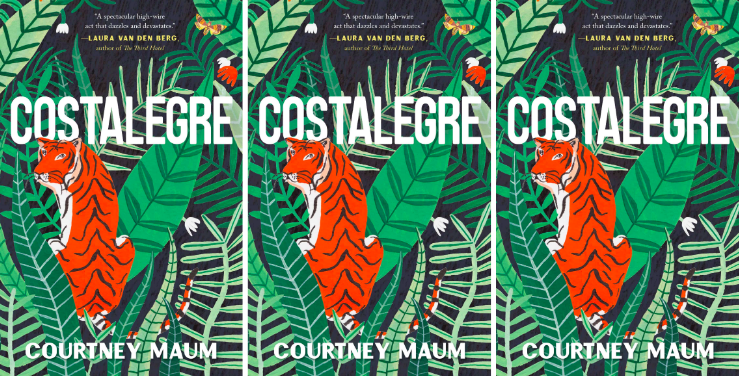 "Today's giveaway: Enter to win a copy of ""Costalegre"" by Courtney Maum, c/o @Tin_House bit.ly/2uOtK8i"