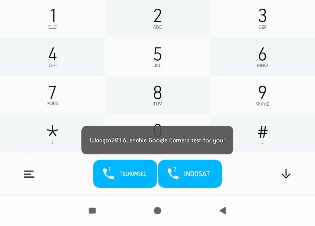 Xda Google Dialer