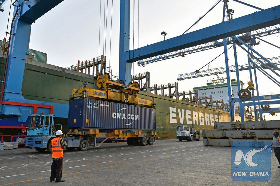 The African Continental Free Trade Area #AfCFTA is set to boost China-Africa industrial capacity cooperation: Nigerian expert http://xhne.ws/Cs1pq