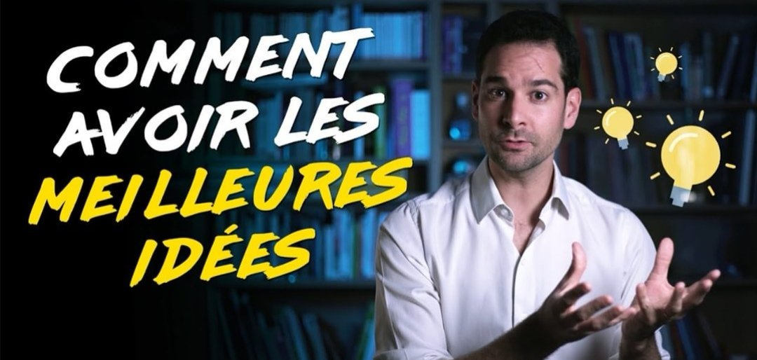 🎬 COMMENT BOOSTER VOTRE #CRÉATIVITÉ ?  Quelques pistes dans cette #vidéo publiée sur ma chaîne #Youtube. 🔗https://m.youtube.com/watch?v=nA1a42Qel0o&feature=youtu.be … #mentalisme #illusionnisme #creativity #mentaliste #illusionniste #Video #idees #cerveau #brain #inspiration