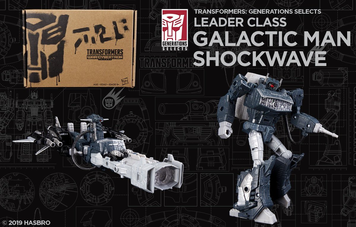 """""""Galactic Man Shockwave"""" is BIG REFERENCE... but imma call him """"Flash Beam"""" anyway.@Hasbro #transformers"""