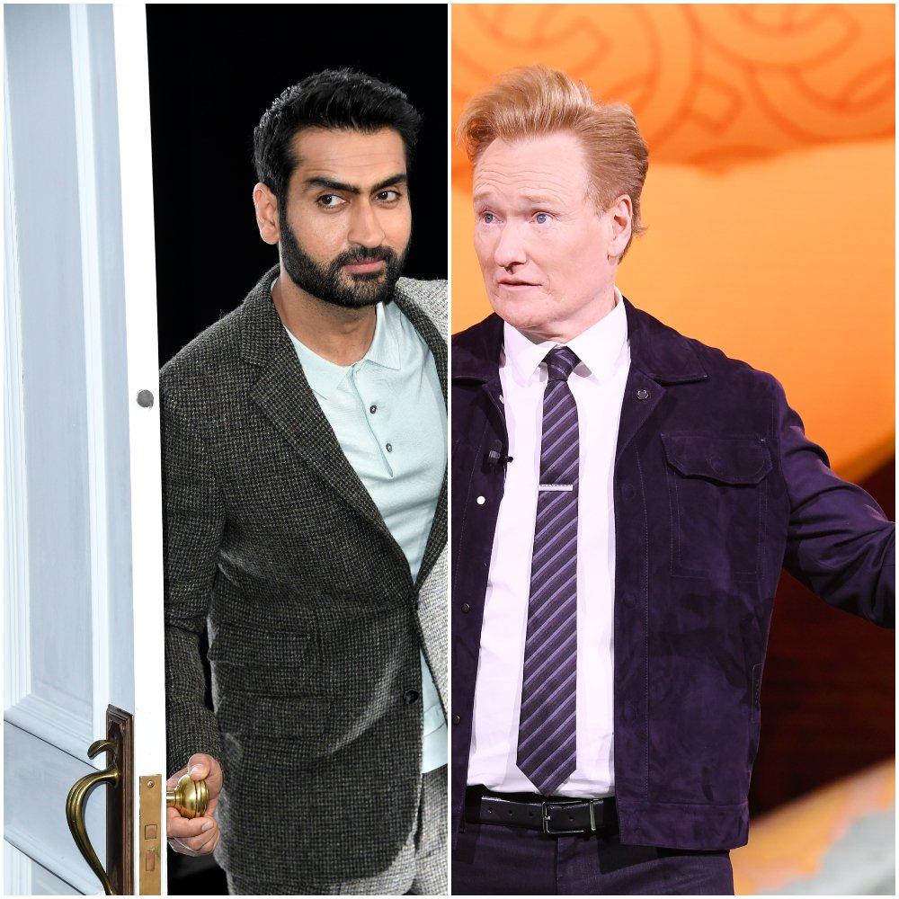 Conan O'Brien got stood up by Kumail ...