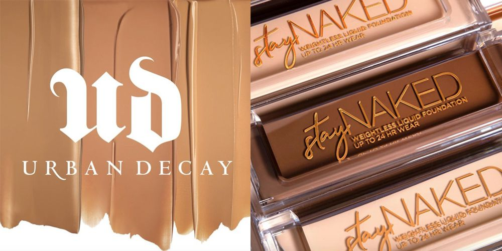 Urban Decay Cosmetics is Launching Stay Naked Foundations and Concealers in 50 Different Shades svtn.co/kPu8iCh