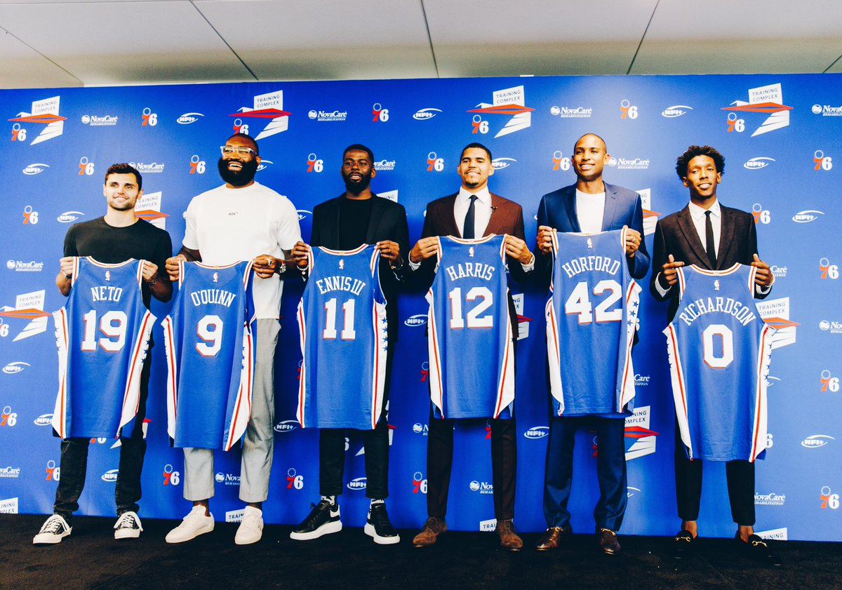 Whatta group. 🙌 #HereTheyCome