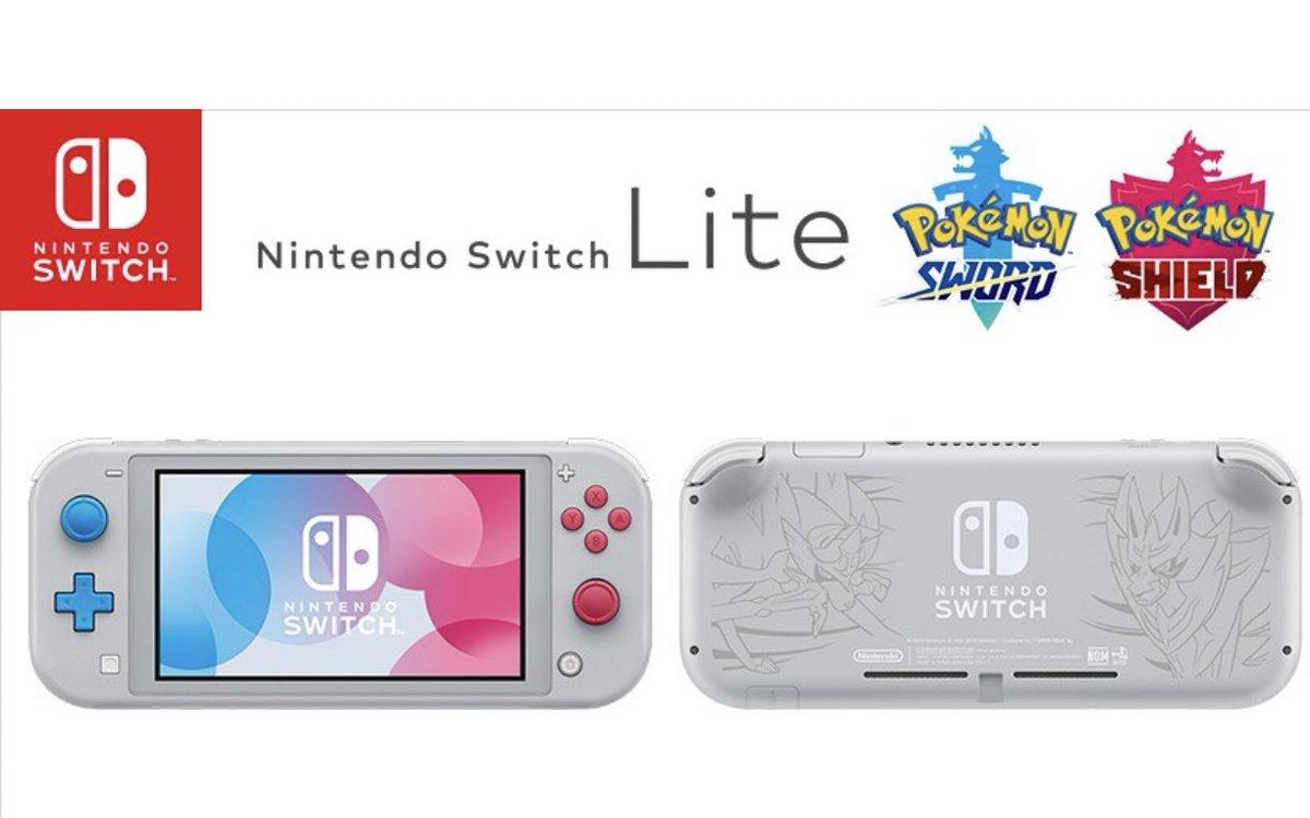 Habéis cumplido.   SORTEAZO por la nueva temporada.   Sorteo DOS Nintendo Switch Lite con los dos nuevos Pokemon (cuando salga todo)   Para participar:  -RT a este tuit  -Seguid a @HoyNoSeSale   SUERTE