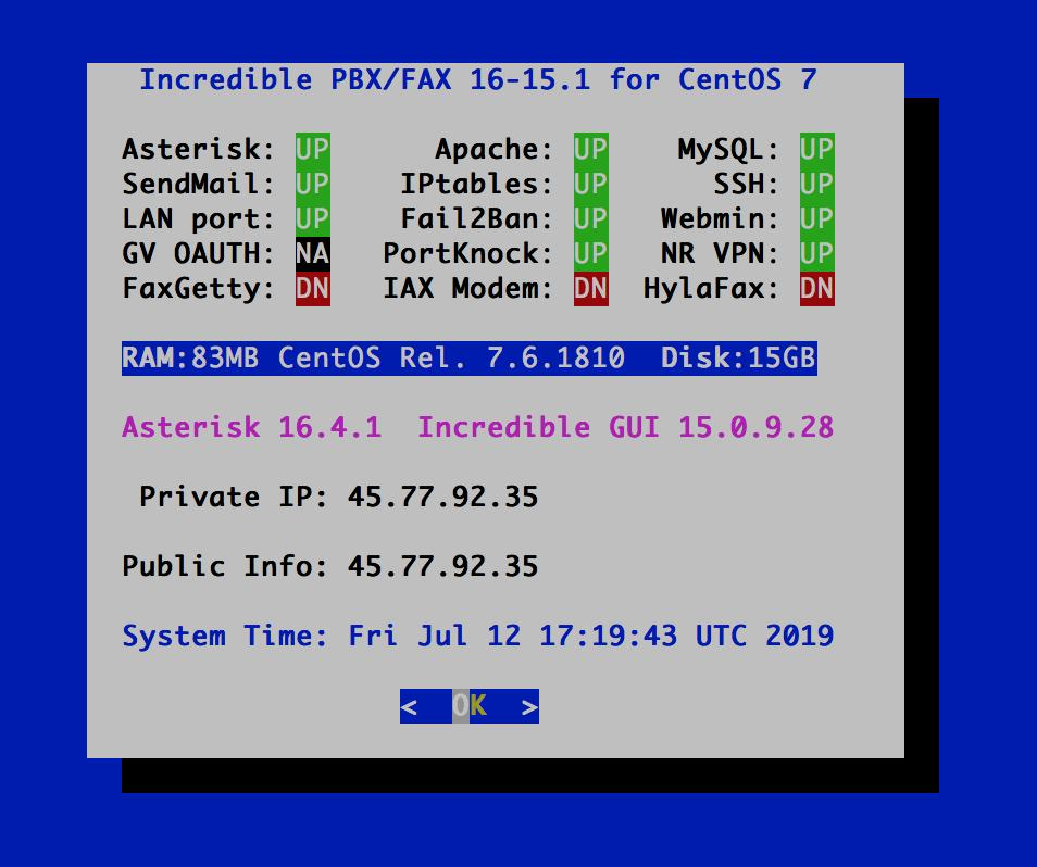 PIONEERS - Incredible 16-15 for CentOS 7 | PIAF - Your own Linux