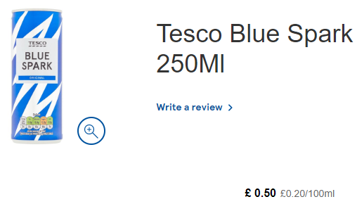 Haas Blue Spark sounds good to me...  - Andy 🙃  https://www.tesco.com/groceries/en-GB/products/274983113…