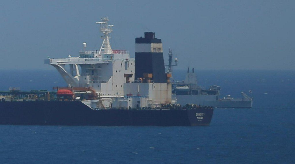 Merchant ships urged to avoid using private armed teams in Mideast Gulf https://reut.rs/2LhSjW3