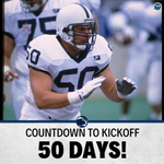 Image for the Tweet beginning: We are 50 days away