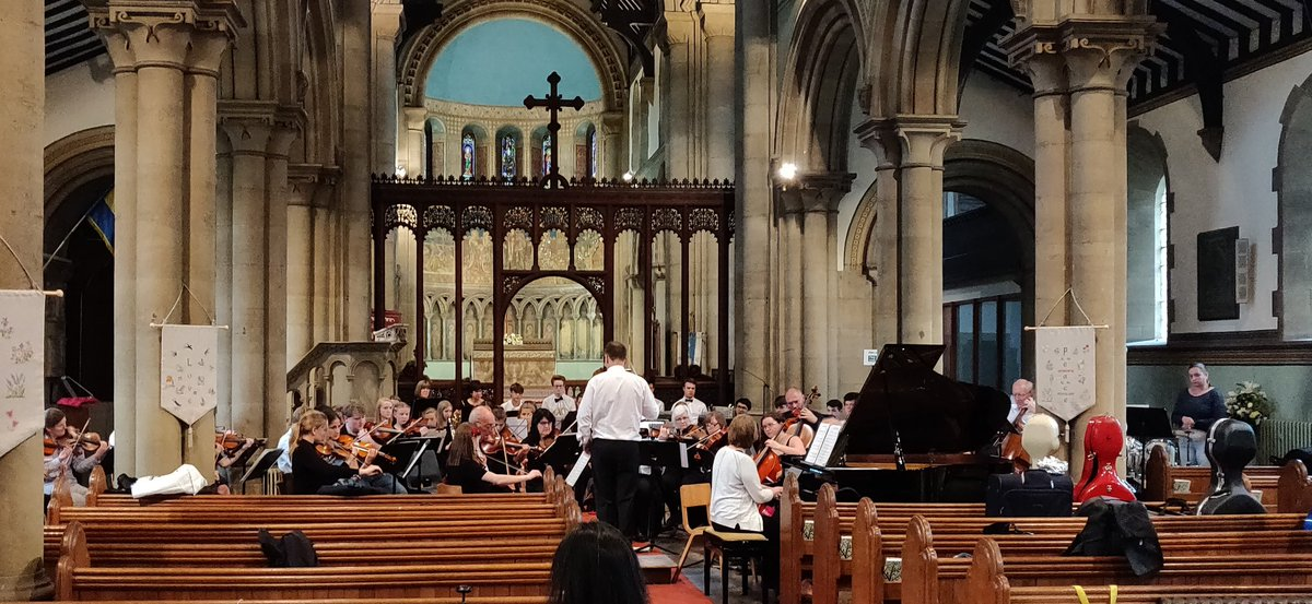 Still time to head down to St James' Church in Morpeth for this evening's concert by @KEVIMusic @KEVIMorpeth  @T3RLT