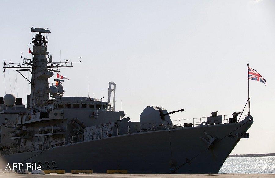 UK warship HMS Duncan to replace HMS Montrose in Gulf: gov't spokesperson http://xhne.ws/rVC6j