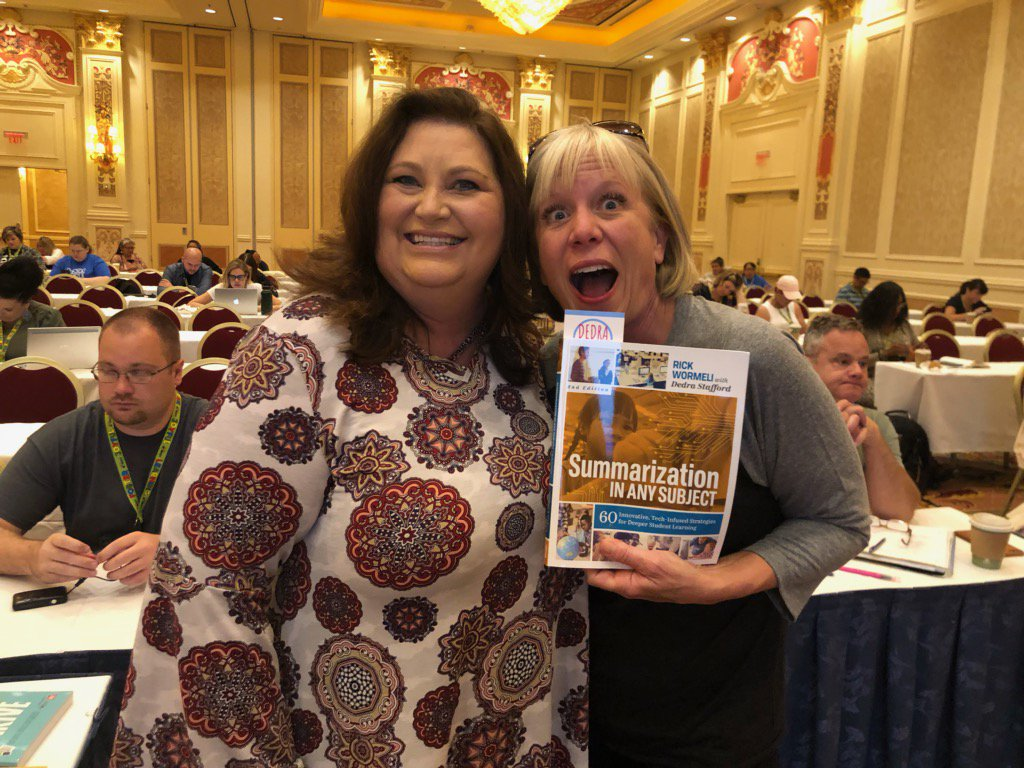 #Winning in Vegas with @dedrasedu @SDE4Educators ! @MrsHGoodenough & I enjoyed your session and the ultimate prize...knowledge.  #TheGiftThatKeepsOnGiving #SDE2019 <br>http://pic.twitter.com/ahl2THeJ8k