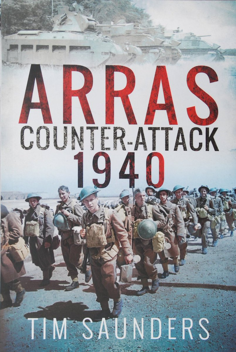 Today's book review is for 'Arras Counter-attack 1940' from @penswordbooks including a useful tour guide. #WW2 #WW2history #WW2books #Arras #battlefieldguide #battlefieldhistory Read the full review -  https://www. militarymodelscene.com/pands-arrs-cou nter-attack-1940  … <br>http://pic.twitter.com/NRieeGd9eq
