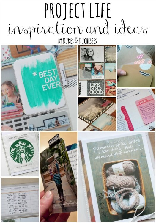 Do you do Project Life? Check out these inspiring ideas? #projectlife https://buff.ly/2LGnnP6