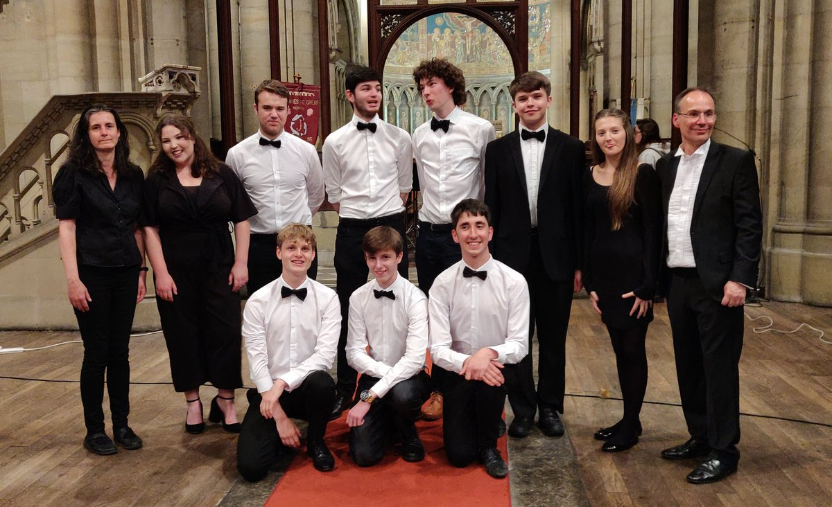 A sublime evening of music by the students and #community musicians of @KEVIMusic. A true illustration of what an excellent #comprehensive education at @KEVIMorpeth @T3RLT can produce. Good luck to all this year's leavers too - you've served your school brilliantly!