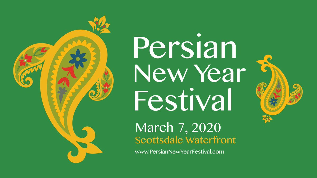 Waterfront Festival 2020 Announcing Persian New Year Festival 2020 | Saturday, March 7