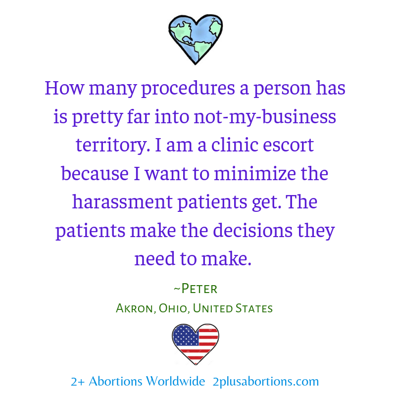Support for you from Peter, a clinic escort in Ohio.  #YouAreLoved #WeMakeInroads #AbortionIsHealthcare #ReproductiveJustice #Stigma #Compassion #MyBodyMyChoice #SafeAbortion #Prochoice #ReproJustice #AbortionStories #AllOptions #YouKnowMe <br>http://pic.twitter.com/gQNAaOClHl