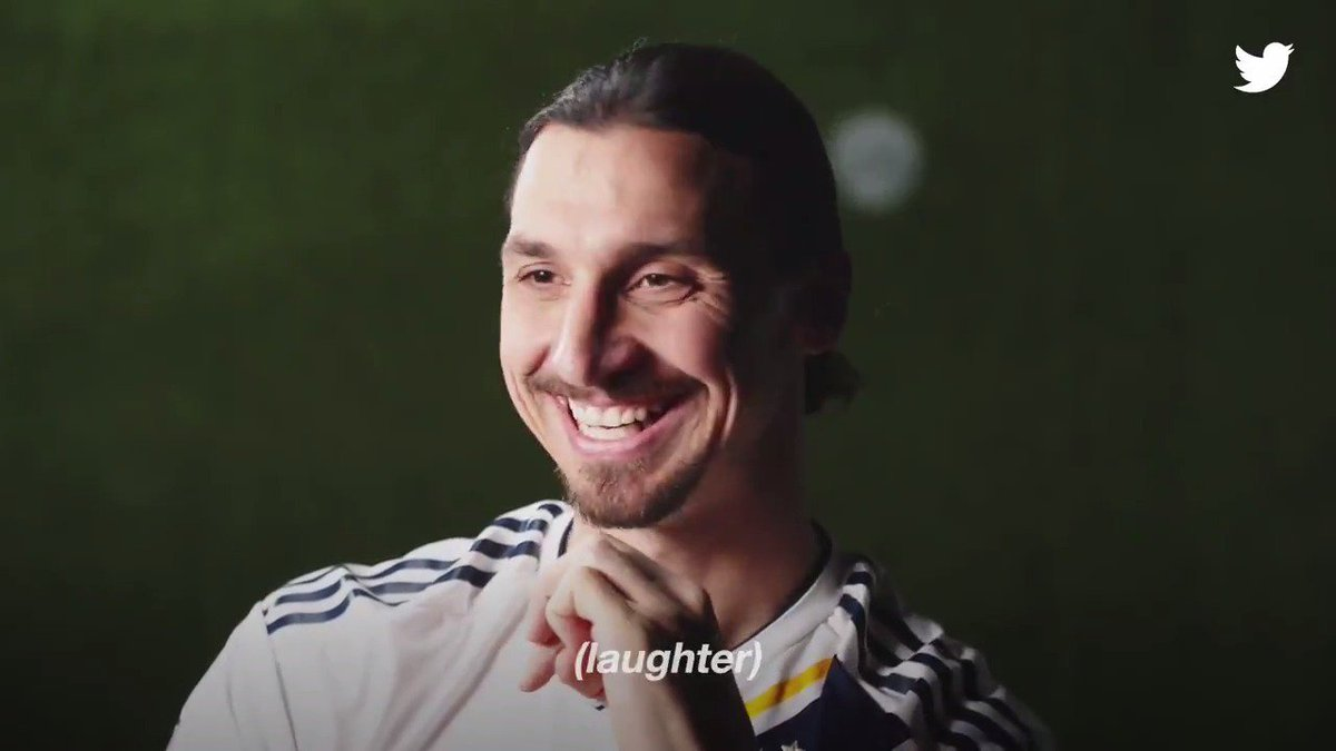 Let @Ibra_official himself explain why the world should follow him. 😂
